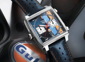 TAG Heuer Monaco Calibre 11 Special Edition Gulf
