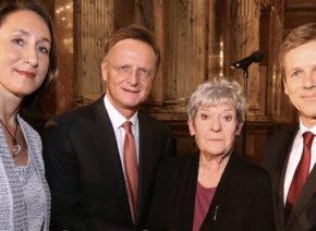 Honorary membership for KS Elisabeth Orth