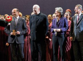 Ehrenring der Wiener Staatsoper für Plácido Domingo