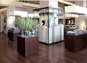 Reopening of Juwelier Wagner