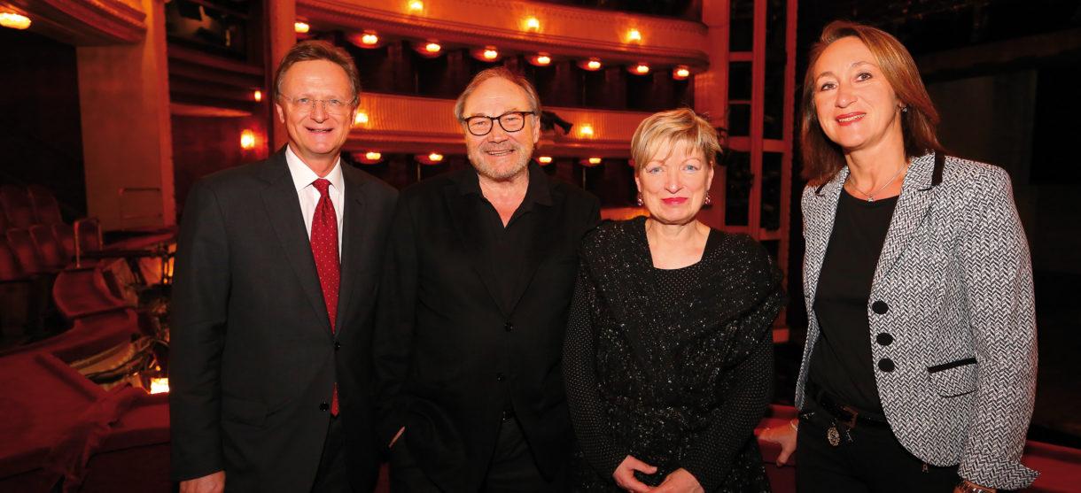 Klaus Maria Brandauer ‹Das letzte Band›