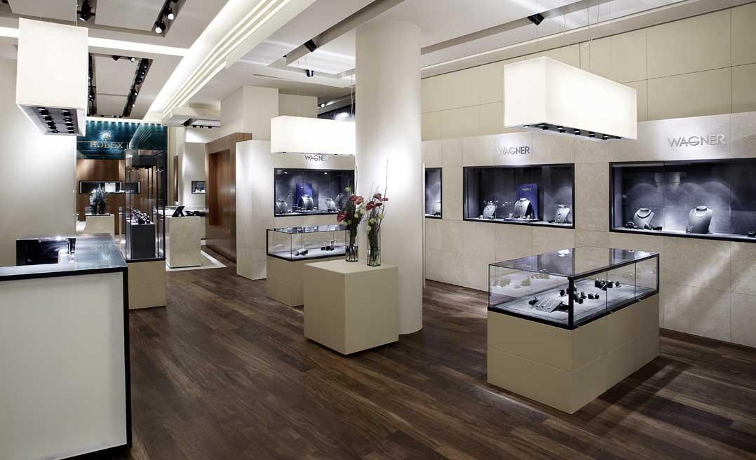 Juwelier Wagner - Graben