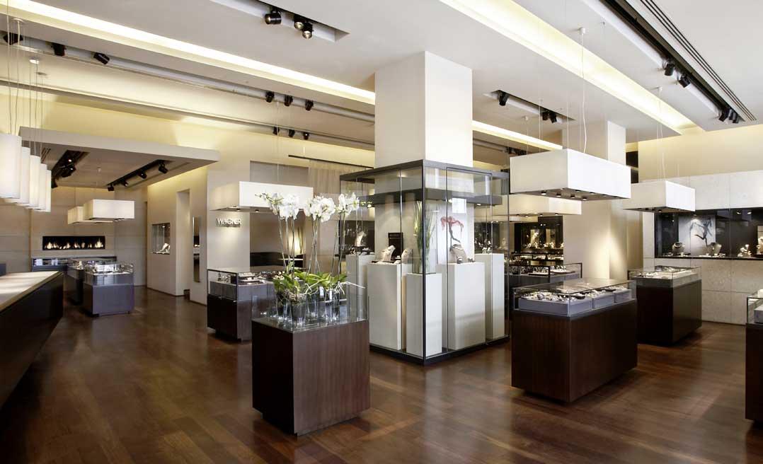 Juwelier Wagner Headquarter – Kärntner Strasse
