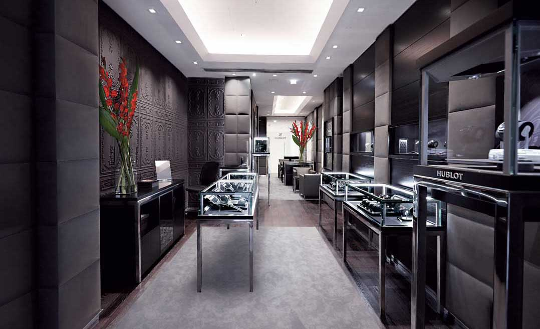 Hublot Boutique by Wagner