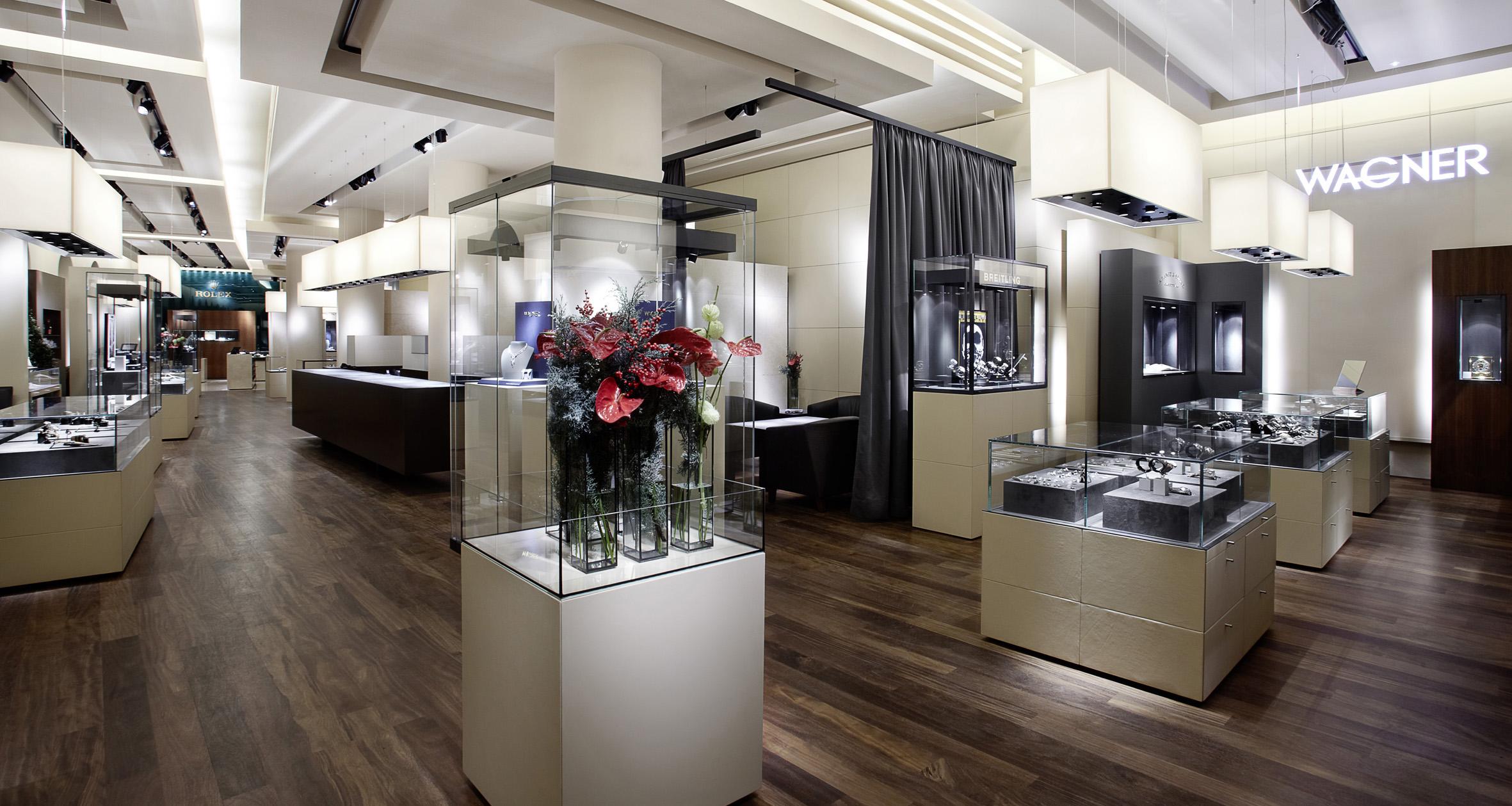 Juwelier Wagner Shop