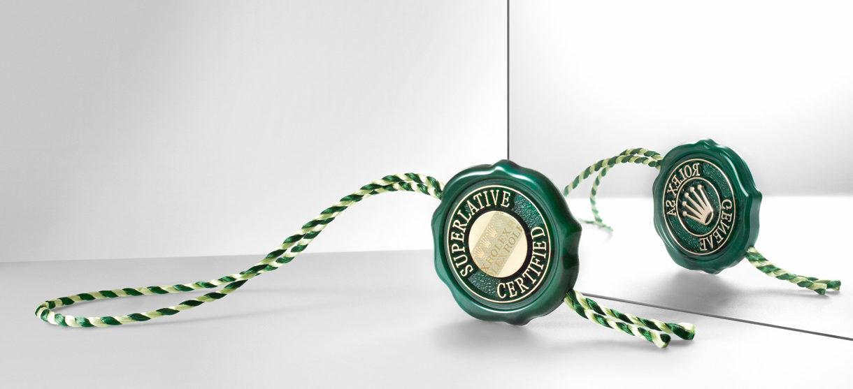 Rolex Zertifikat_Superlative Chronometer Offically Certified