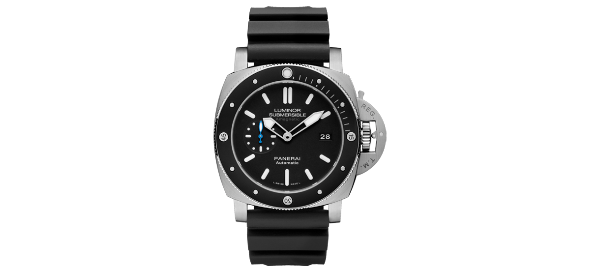 Panerai Luminor Submersible 1950 Amagnetic 3 Days Automatic Titanio Pam1389