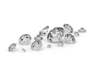 The 4 Cs of Diamonds