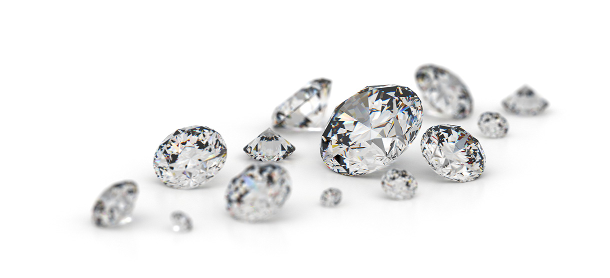 Die 4c des Diamanten