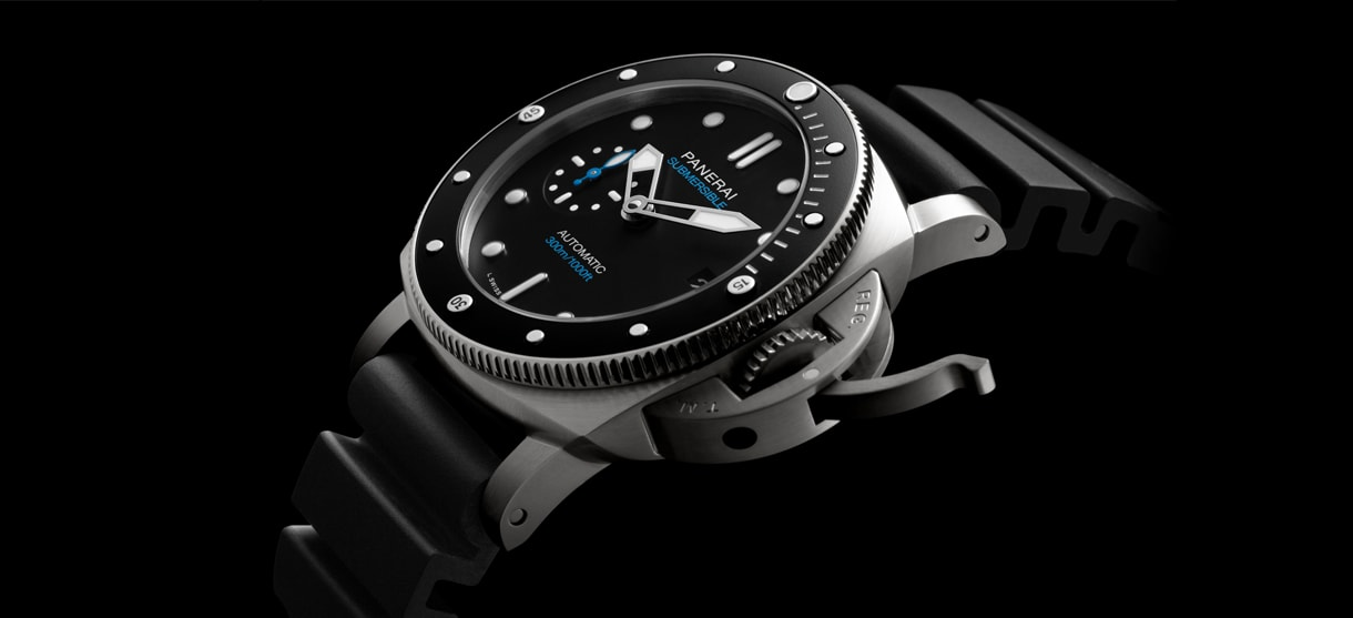 Panerai Submersible – 42mm