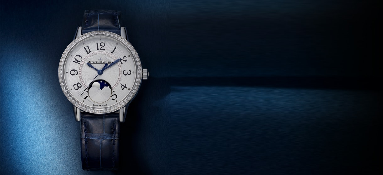 The new Rendez-Vous Moon celebrates Jaeger-LeCoultre´s Métiers Rares®