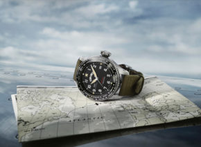IWC demonstrates its manufacturing expertise with a new Spitfire line