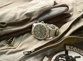 IWC introduces a new TOP GUN Line with innovative case materials