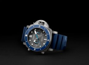 Panerai Submersible Chrono  Gullaume Néry Edition