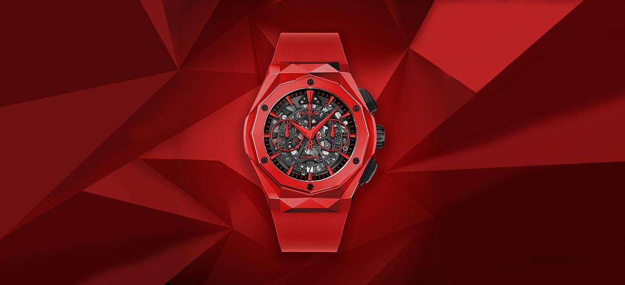 Classic Fusion Aerofusion Chronograph Orlisnki Red Magic