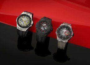 Hublot feiert den 90. Geburtstag der Scuderia Ferrari
