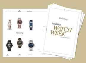 Memories Wagner Watch Week Opening 27.9.2019