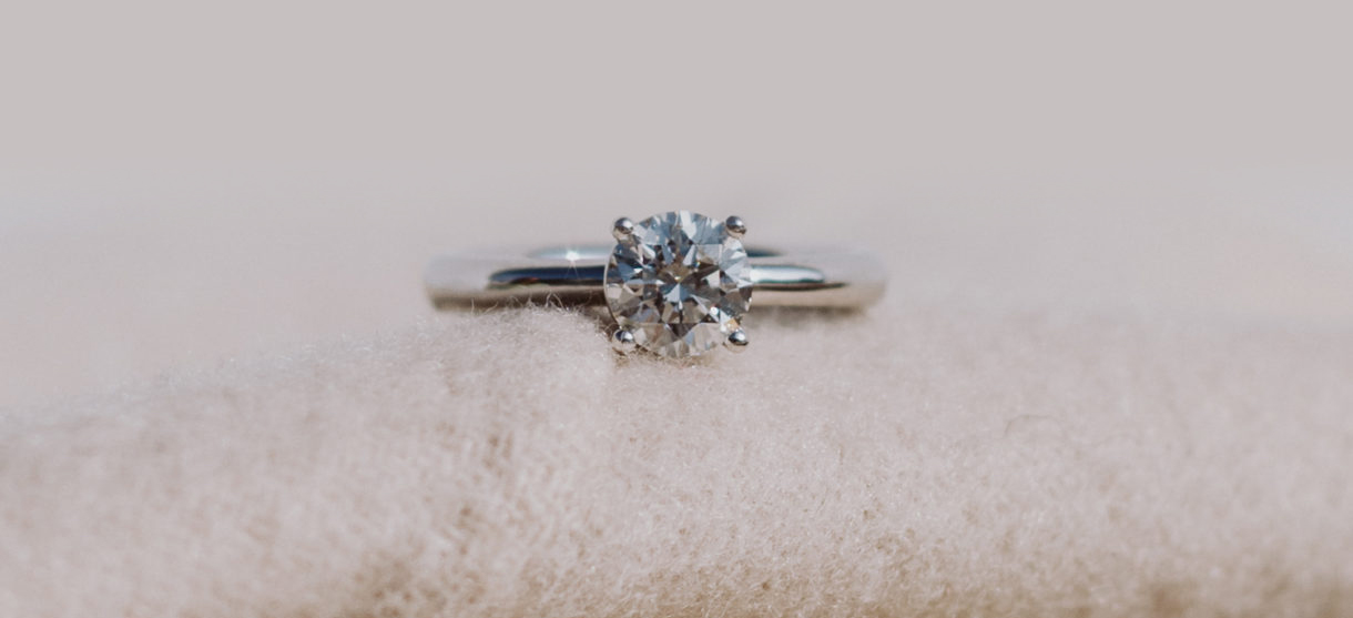 Wagner Solitaire No4 Ring