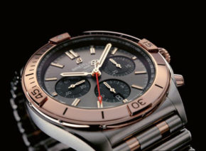 Breitling Chronomat Collection: The all-purpose Sports Watch for your every pursuit