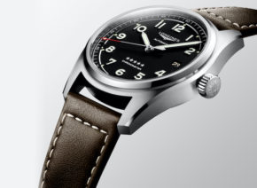 "Longines Spirit ""The Pioneer Spirit Lives On"""