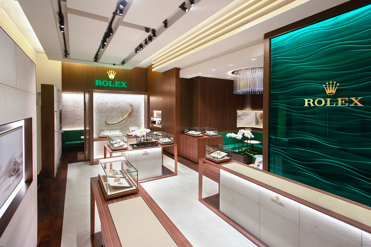 Rolex Boutique by Wagner