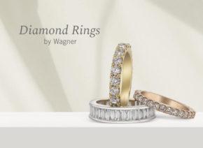 Diamond Rings by Wagner